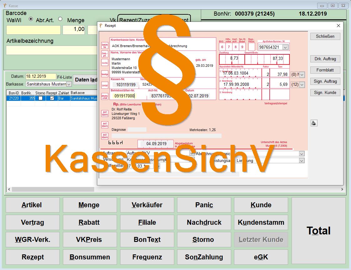 TSE/KassenSichV